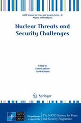 Nuclear Threats and Security Challenges 1st Edition 9789401798938 9401798931