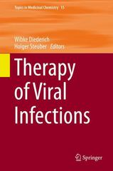 Therapy of Viral Infections 1st Edition 9783662467596 3662467593