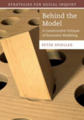 Behind the Model 1st Edition 9781107677807 1107677807