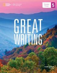 5 Great Writing from Great Essays to Research 4th Edition 9781285194967 1285194969