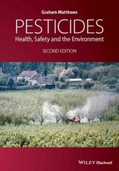 Pesticides 2nd Edition 9781118975862 1118975863