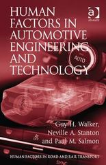 Human Factors in Automotive Engineering and Technology 1st Edition 9781409447573 140944757X