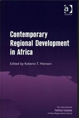 Contemporary Regional Development in Africa 1st Edition 9781317160540 1317160541