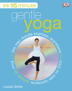 15 Minute Gentle Yoga 0 9780756629267 0756629268