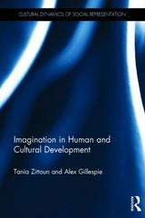 Imagination in Human and Cultural Development 1st Edition 9781135103200 1135103208