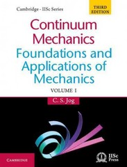Continuum Mechanics 3rd Edition 9781107091351 1107091357