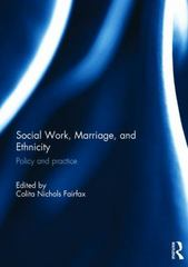 Social Work, Marriage, and Ethnicity 1st Edition 9781138932173 1138932175