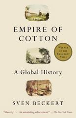 Empire of Cotton 1st Edition 9780375713965 0375713964