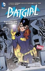 Batgirl Vol. 1: The Batgirl of Burnside (The New 52) 52th Edition 9781401257989 1401257984