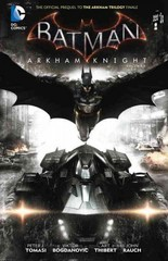 Batman: Arkham Knight Vol. 1 1st Edition 9781401258047 1401258042