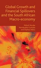 Global Growth and Financial Spillovers and the South African Macro-economy 1st Edition 9781137512956 1137512954