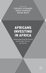 Africans Investing in Africa 1st Edition 9781137542786 1137542780