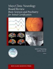 Mayo Clinic Neurology Board Review 1st Edition 9780190214890 0190214899