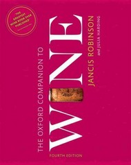 The Oxford Companion to Wine 4th Edition 9780198705383 0198705387
