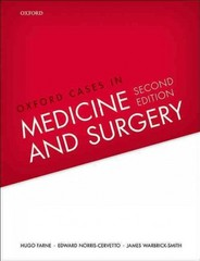 Oxford Cases in Medicine and Surgery 2nd Edition 9780191025372 0191025372