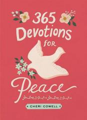 365 Devotions for Peace 1st Edition 9780310356455 0310356458