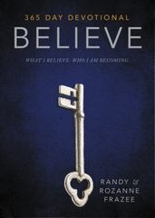 Believe Devotional 1st Edition 9780310359807 0310359805