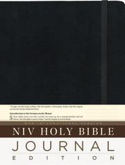 NIV Single-Column Journaling Bible 1st Edition 9780310443650 0310443652