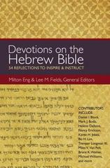 Devotions on the Hebrew Bible 1st Edition 9780310494539 0310494532