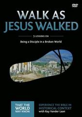 Walk As Jesus Walked 1st Edition 9780310879725 0310879728