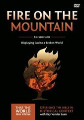 Fire on the Mountain 1st Edition 9780310879800 0310879809