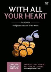 With All Your Heart 1st Edition 9780310879848 0310879841