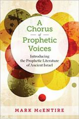 A Chorus of Prophetic Voices 1st Edition 9780664239985 0664239986