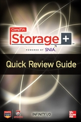 CompTIA Storage+ Quick Review Guide 1st Edition 9780071800372 0071800379
