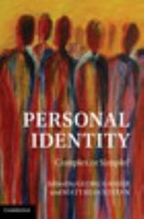 Personal Identity 1st Edition 9781107538924 1107538920