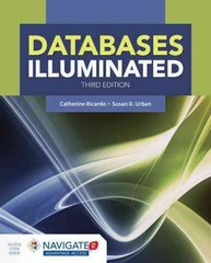 Databases Illuminated 3rd Edition 9781284056976 128405697X