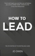 How to Lead 4th Edition 9781292083629 129208362X