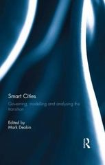 Smart Cities 1st Edition 9781138932722 1138932728