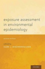 Exposure Assessment in Environmental Epidemiology 2nd Edition 9780199378791 0199378797