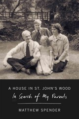A House in St John's Wood 1st Edition 9780374269869 0374269866