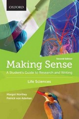 Making Sense in the Life Sciences 2nd Edition 9780199010288 0199010285
