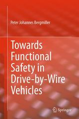Towards Functional Safety in Drive-by-Wire Vehicles 1st Edition 9783319174853 3319174851