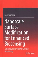 Nanoscale Surface Modification for Enhanced Biosensing 1st Edition 9783319174792 3319174797