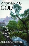 Answering God 1st Edition 9780060665128 0060665122