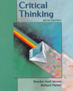 Critical Thinking 6th Edition 9780767410670 076741067X
