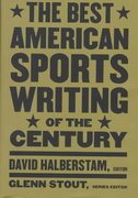 The Best American Sports Writing of the Century 0 9780395945131 0395945135