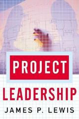 Project Leadership 1st edition 9780071388672 0071388672