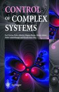 Control of Complex Systems 1st edition 9781852333249 1852333243