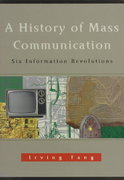 A History of Mass Communication 0 9780240802541 0240802543