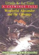 Wonderful Alexander and the Catwings 1st edition 9780590543361 0590543369