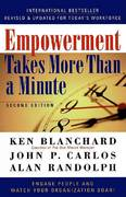 Empowerment Takes More Than a Minute 2nd edition 9781576751534 1576751538