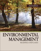 Environmental Management 2nd edition 9781412958493 1412958490
