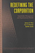 Redefining the Corporation 1st edition 9780804743105 080474310X