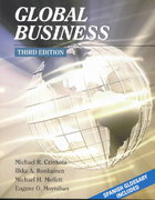 Global Business 3rd edition 9780030006593 0030006597