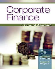 Corporate Finance 3rd edition 9780324655681 0324655681
