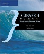 Cubase 4 Power! 4th edition 9781598630022 1598630024